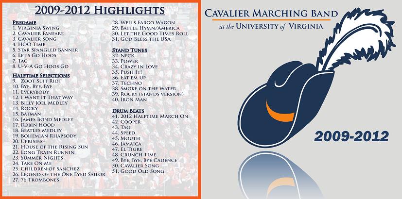 2009-12 CMB CD
